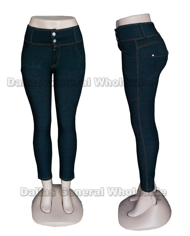 Jean Like Jeggings Wholesale