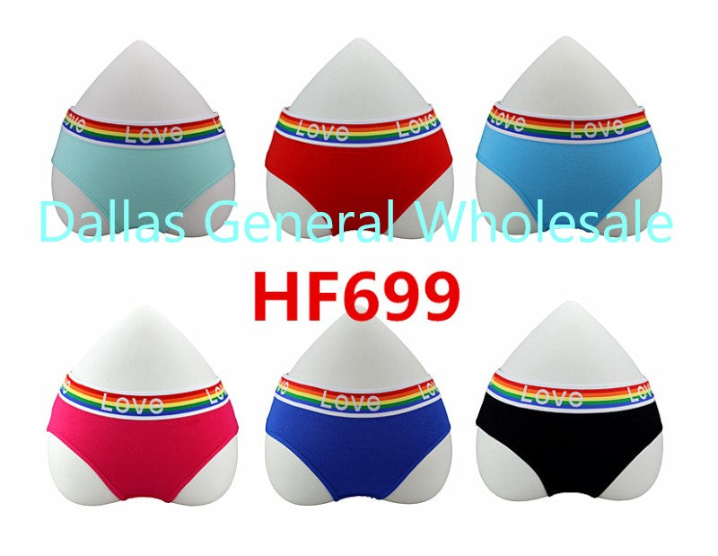 Ladies Bikini Panties Wholesale - Dallas General Wholesale