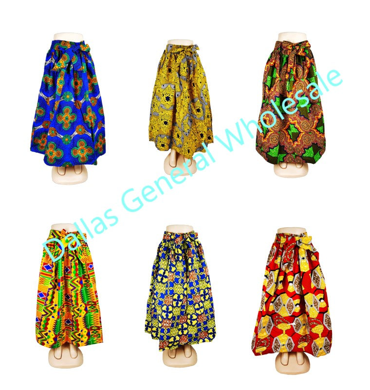 Long Dashiki Skirts Wholesale - Dallas General Wholesale