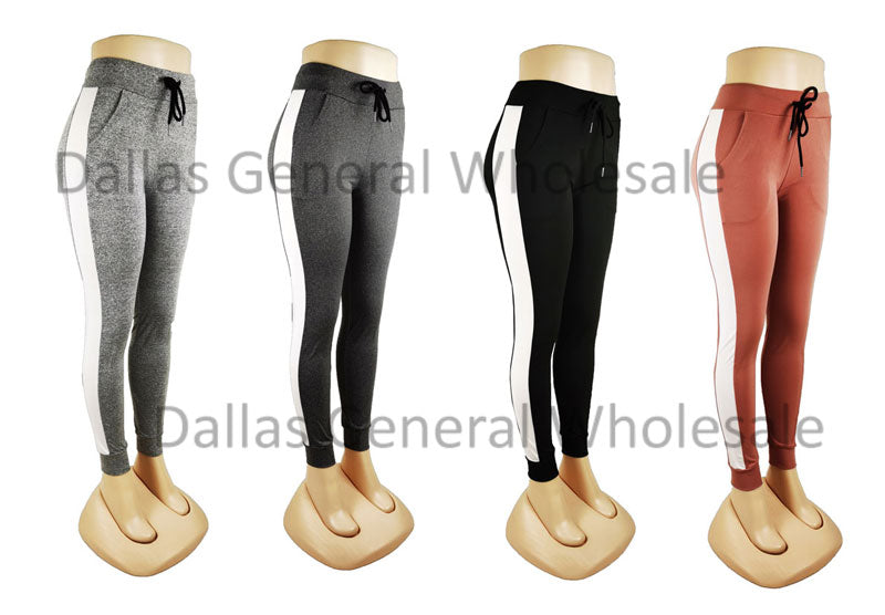 Ladies Casual Jogger Pants Wholesale