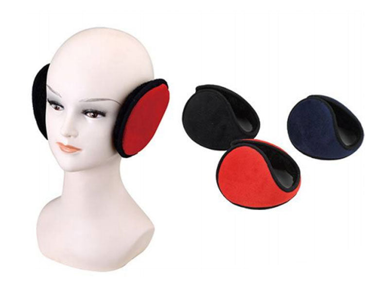 Extra Large Fleece Earmuffs Wholesale - Dallas General Wholesale