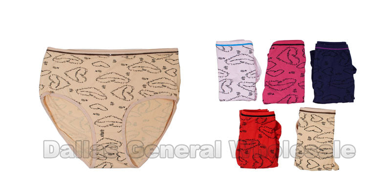 Women Plus Size Casual Underwear Wholesale - Dallas General Wholesale