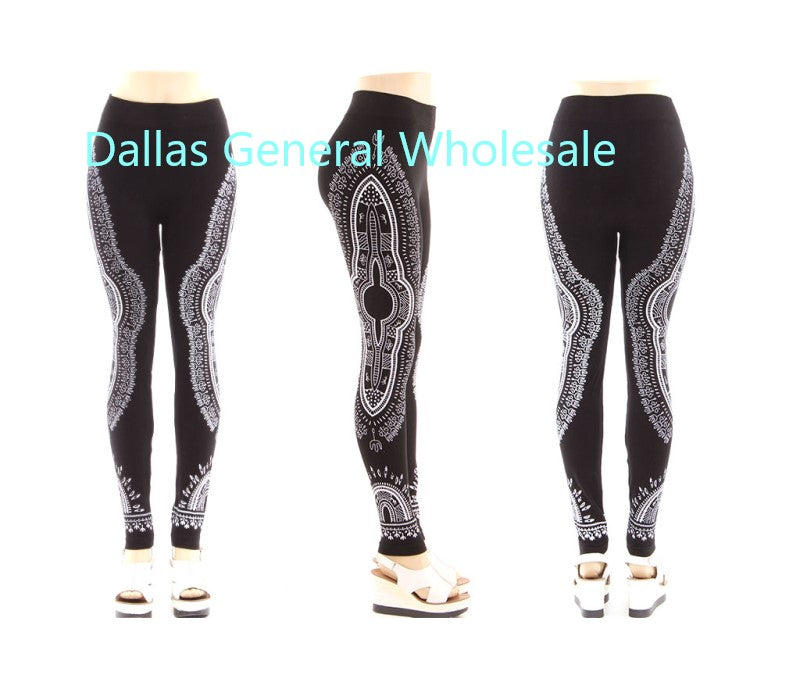 Ladies Fashion Leggings Wholesale - Dallas General Wholesale