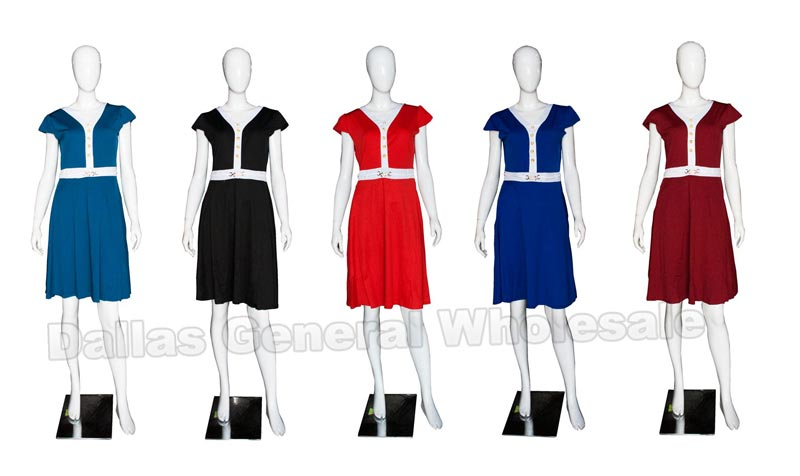 Women Casual Dresses Wholesale - Dallas General Wholesale