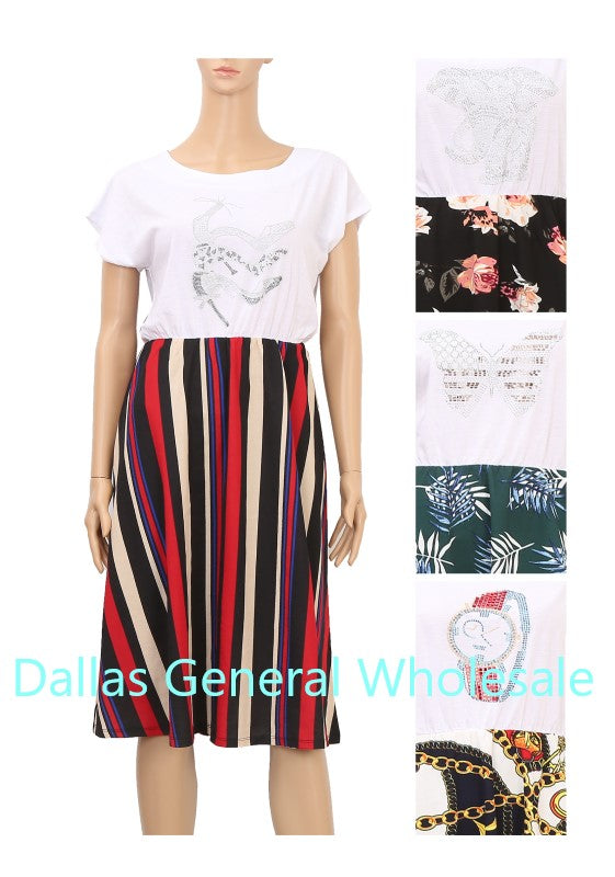 Ladies Fashion Skirts Wholesale - Dallas General Wholesale