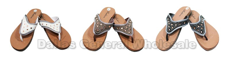 Ladis Summer Cute Sandals Wholesale