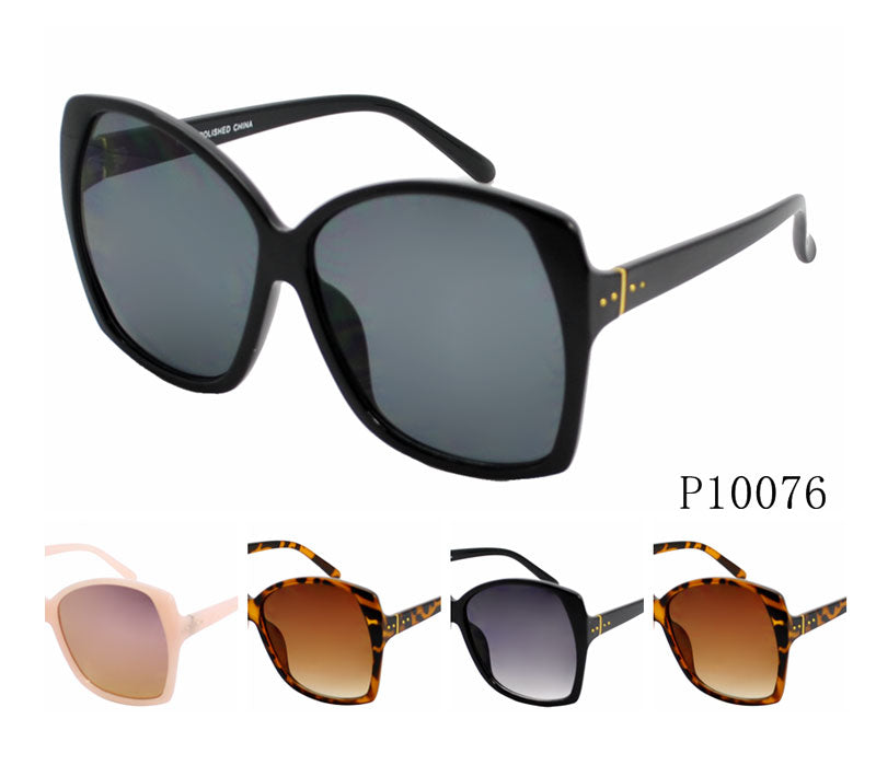 Ladies Oversize Trendy Sunglasses Wholesale - Dallas General Wholesale