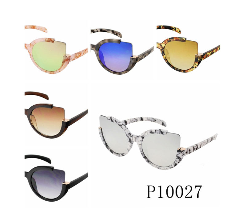 Ladies Cat Eye Sunglasses Wholesale - Dallas General Wholesale