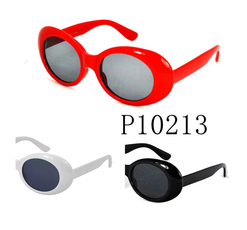 Ladies Retro Round Shape Sunglasses Wholesale - Dallas General Wholesale
