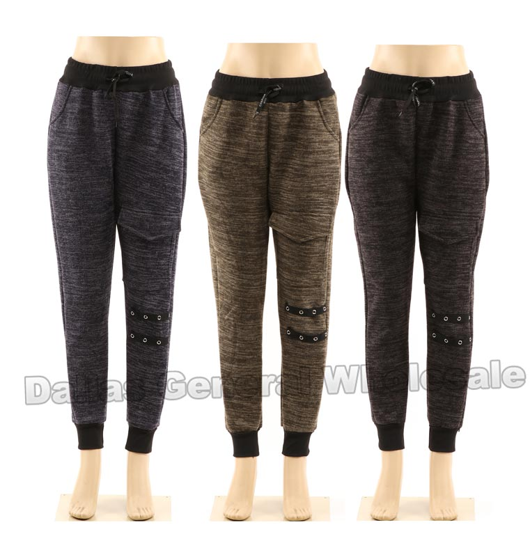 Winter Insulated Jogger Pants Wholesale - Dallas General Wholesale
