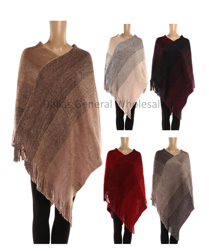 Women Sweater Cape Ponchos Wholesale