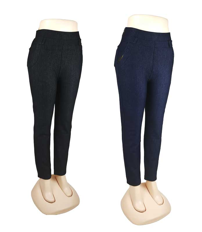 Ladies Winter Thermal Trouser Pants Wholesale - Dallas General Wholesale