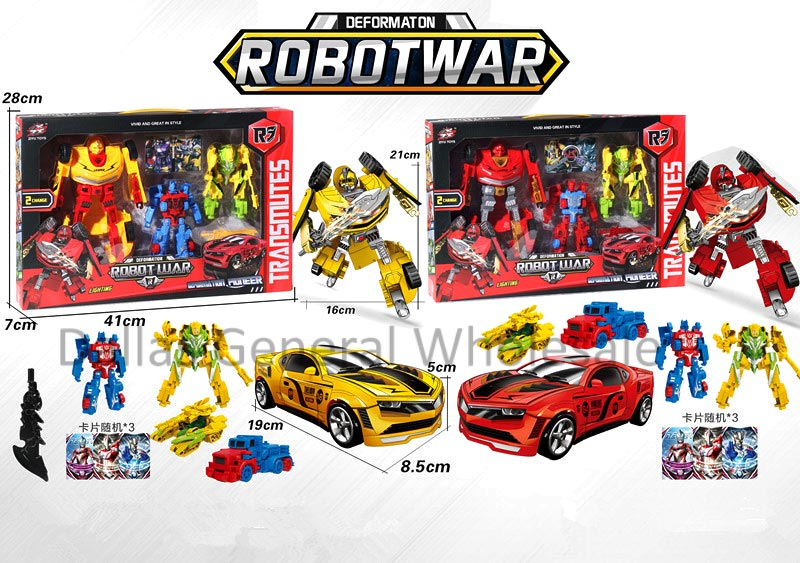 Transform Toy Robot Cars Fighters Wholesale