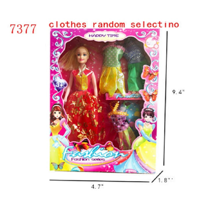 5 PC Girls Pretend Play Fashion Closet Set Wholesale - Dallas General Wholesale
