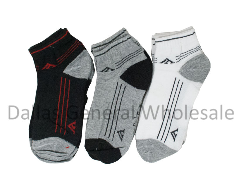 Boys Casual Ankle Cotton Socks Wholesale