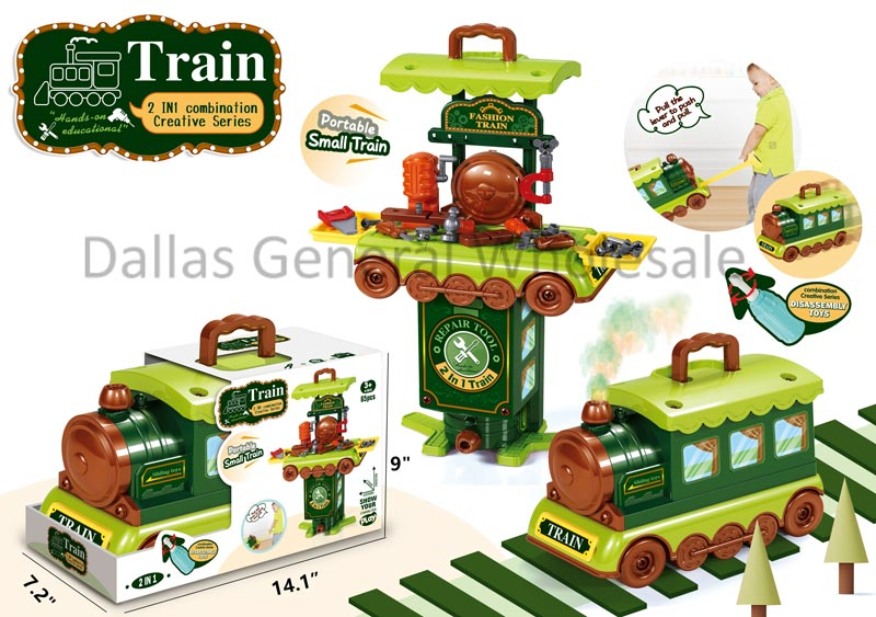 Toy Tools Stand Suitcase Play Set Wholesale