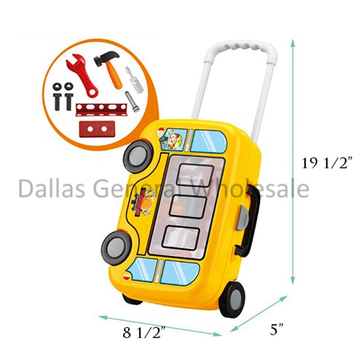 Toy Handy Man Tools Suitcase Play Set Wholesale