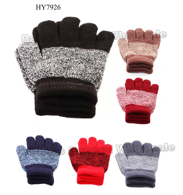 Little Kids Gloves Wholesale - Dallas General Wholesale