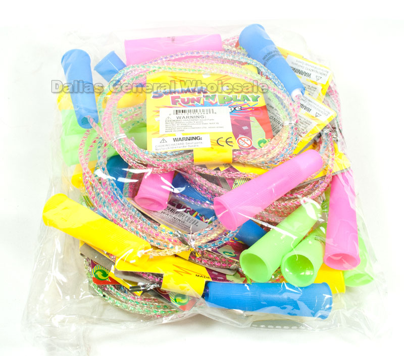 Kids Jump Ropes Wholesale - Dallas General Wholesale