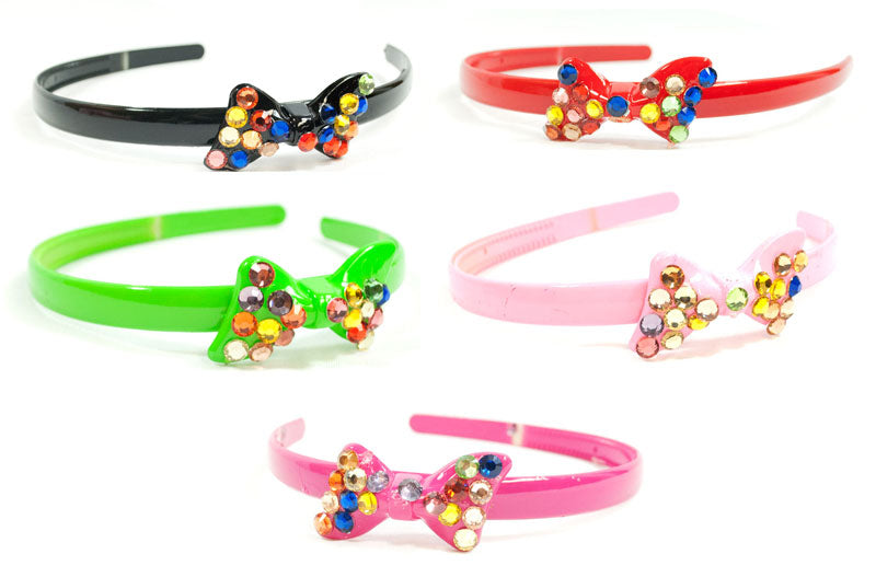 Candy Color Little Girls Hair Clips Wholesale - Dallas General Wholesale