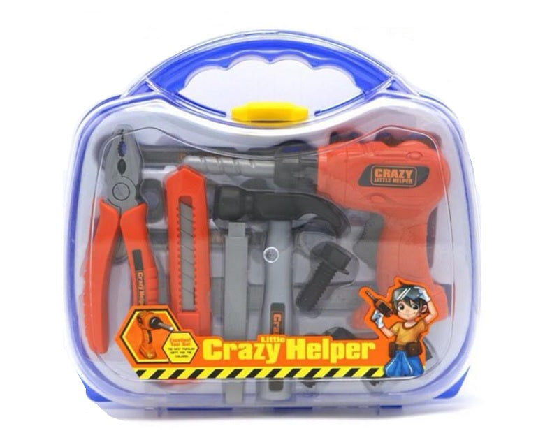 14 PC Toy Hand Tools Play Set Wholesale - Dallas General Wholesale
