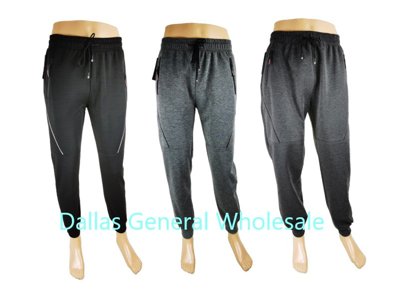 Men Casual Track Jogger Pants Wholesale - Dallas General Wholesale