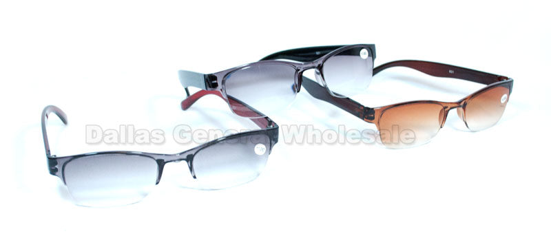 Shaded Reading Glasses Wholesale - Dallas General Wholesale
