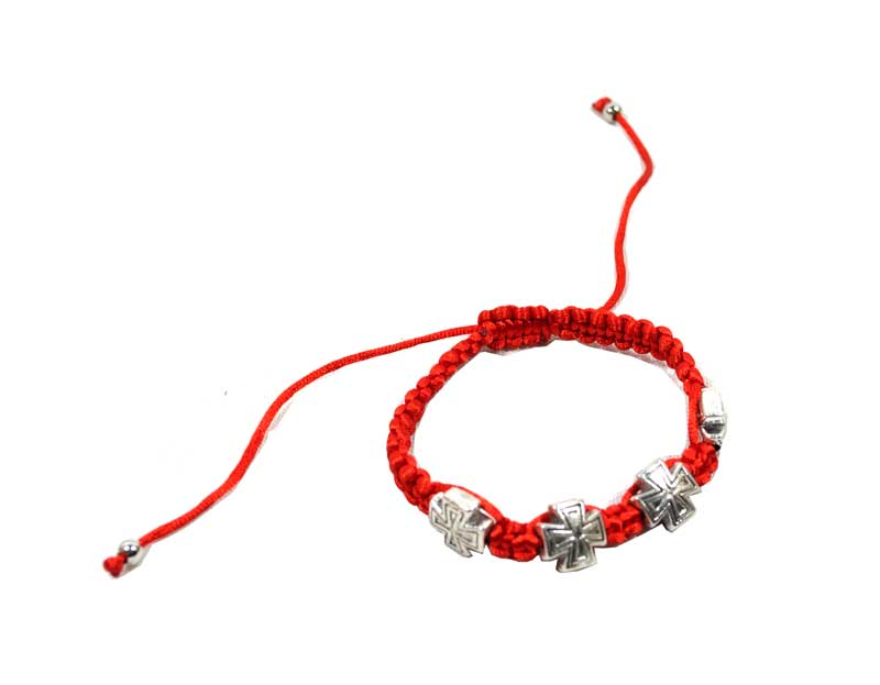 Cross Drawstring Bracelets Wholesale - Dallas General Wholesale