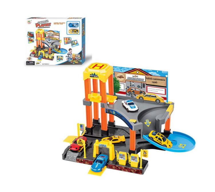 Parking Garage Play Sets Wholesale - Dallas General Wholesale