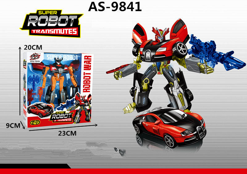 Transform Robot Car Figures Wholesale - Dallas General Wholesale