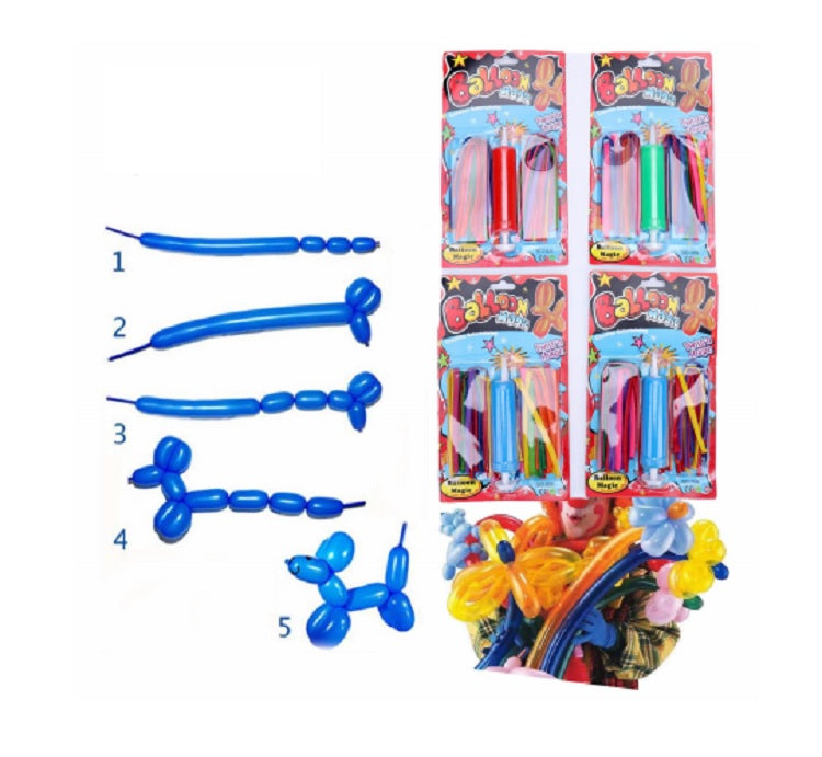 Animal Balloon Set Wholesale - Dallas General Wholesale