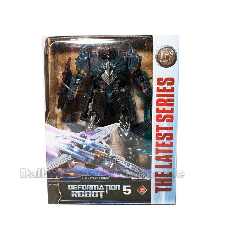 Transform Robot Fighter Planes Figures Wholesale - Dallas General Wholesale