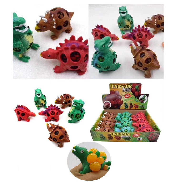 Dinosaur Squishy Balls Wholesale - Dallas General Wholesale