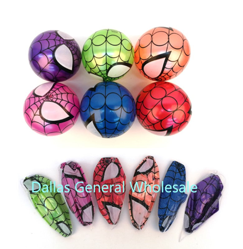 Spider Bouncing Balls Wholesale - Dallas General Wholesale