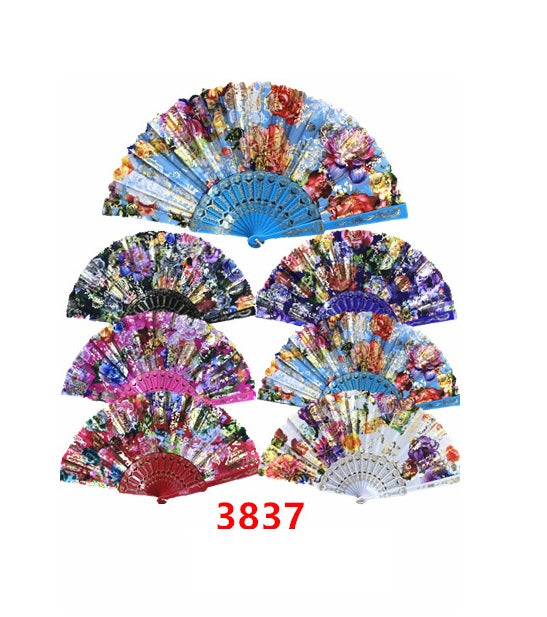 Summer Folding Hand Fan Wholesale - Dallas General Wholesale