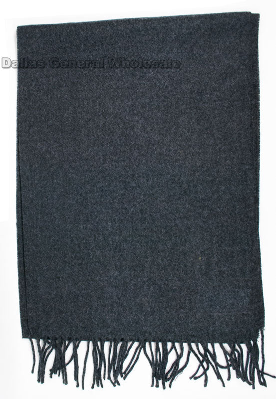 Fashion Cashmere Feel Scarf Wholesale - Dallas General Wholesale
