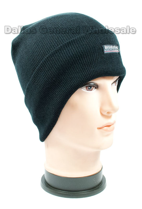 Trendy Insulted Skull Beanies Caps Wholesale - Dallas General Wholesale