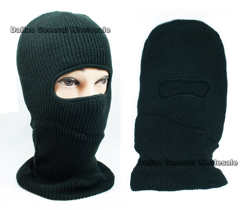 1 Hole Skiing Beanie Masks Wholesale - Dallas General Wholesale