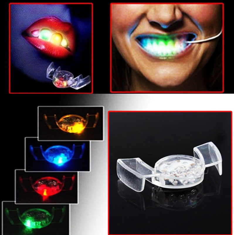 Flashing Light Up Mouth Piece Wholesale - Dallas General Wholesale