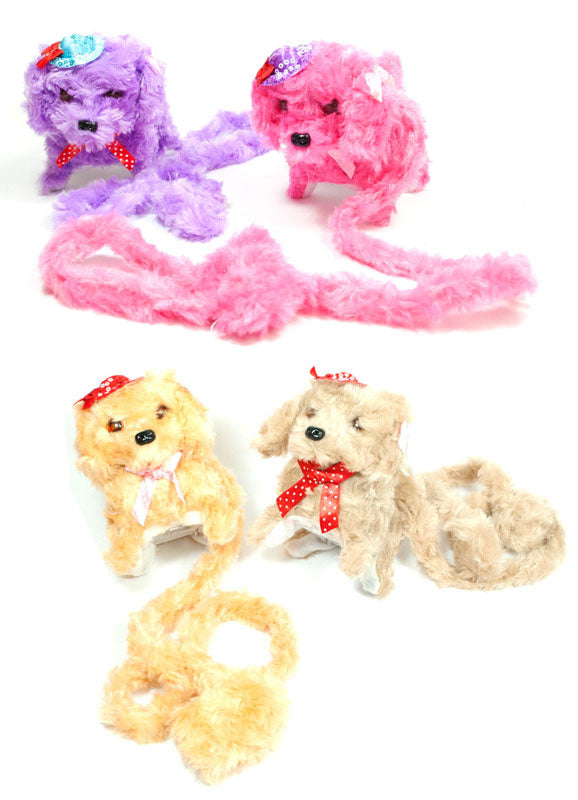 Toy Barking Walking Dogs with Leash Wholesale - Dallas General Wholesale