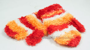 Toddlers Fuzzy Mittens Wholesale - Dallas General Wholesale