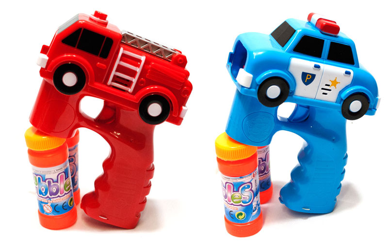 Car Shaped Bubble Blaster Gun Wholesale - Dallas General Wholesale