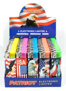 USA Printed Electronic Lighters Wholesale - Dallas General Wholesale