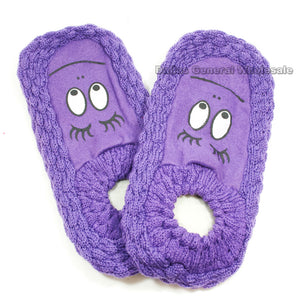 Girls Knitted Sock Slippers Wholesale - Dallas General Wholesale