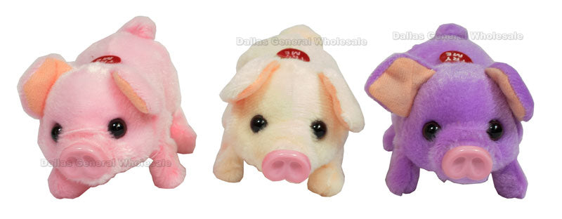 Toy Walking Piglets Wholesale - Dallas General Wholesale