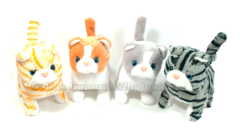 Toy Walking Animal Cats Wholesale - Dallas General Wholesale