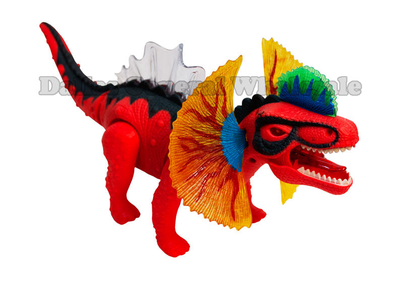 Battery Operated Roaring Walking Dinosaur Toys Wholesale - Dallas General Wholesale