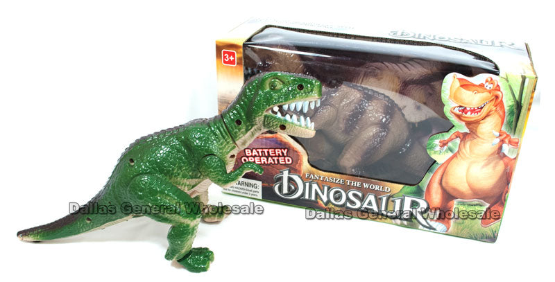Toy T-Rex Dinosaur Figures Wholesale - Dallas General Wholesale