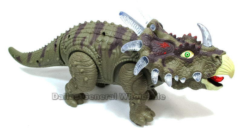 Roaring Walking Dinosaur Toys Wholesale - Dallas General Wholesale