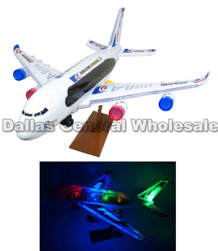 Toy A380 Airplanes Wholesale - Dallas General Wholesale